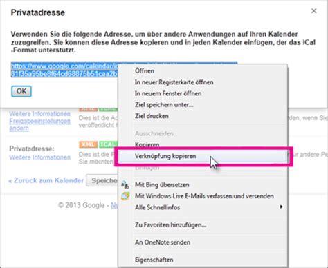 Link Calendar To Outlook Anzeigen Ihres Calendar In Outlook Outlook