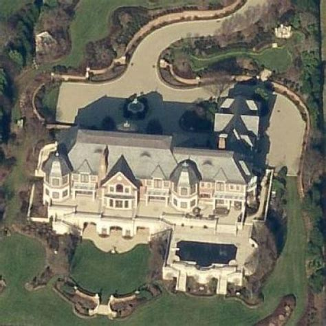 derek jeter house derek jeter s house former in red bank nj virtual globetrotting