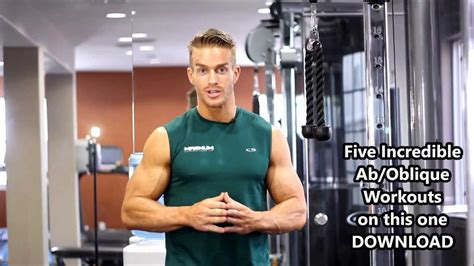 jamesellisfit releases  absolute  pack abs workout