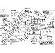 C 1305 Twin Hercules Plans  AeroFred Download Free