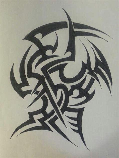 tribal tattoo work quot tribal 2 quot 10 00 http www artbreak stellar