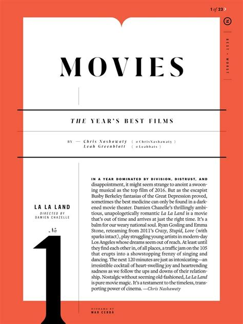 magazine layout font size 25 best typography layout ideas on pinterest text