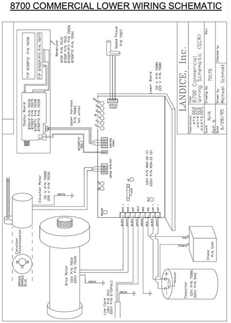 treadmill wiring diagram treadmill parts diagram mifinder co
