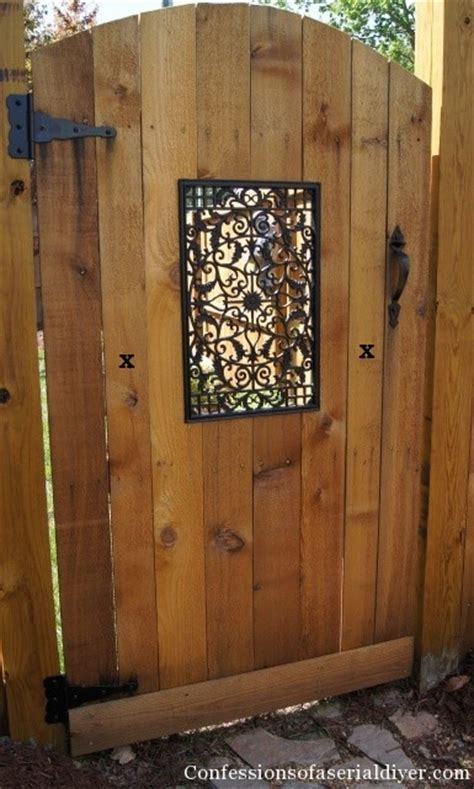 diy gate woodwork diy wooden gate projects pdf plans