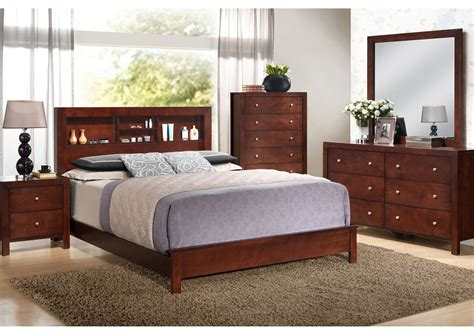king bed bookcase headboard best buy furniture and mattress cherry king bed w
