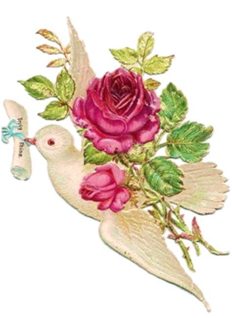 rosas png im 225 genes de amor con movimiento frases palomas con rosas y reflexiones image oiseau vintage tube