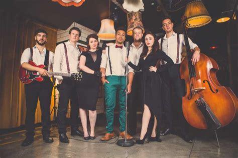 swing style bond vintage style swing band sternberg clarke
