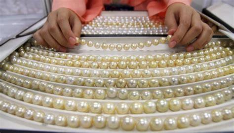 Mutiara Sastera Malaysia Indonesia customs thwarts rp45bn pearl smuggling economy business tempo co news portal