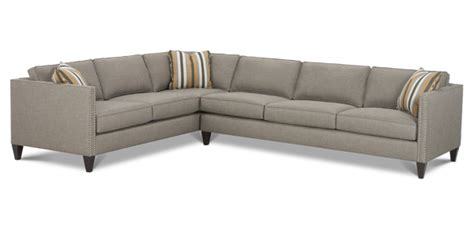 Mitchell Sectional Sofa By Rowe Sectional Sofas Rowe Sectional Sofa
