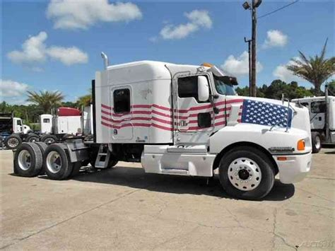 kenworth t600 price kenworth t600 2001 sleeper semi trucks