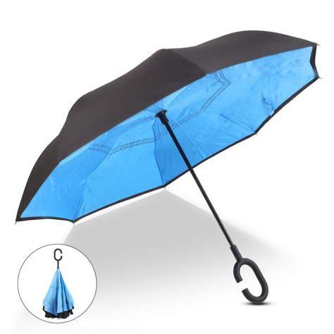 payung terbalik gagang c blue jakartanotebook