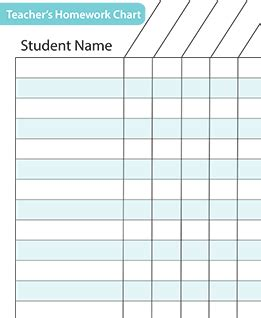 tracking sheet template for teachers assignment tracker back to basics laminating ideas for