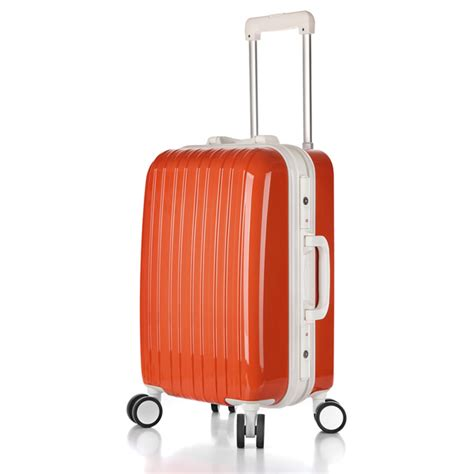 colorful luggage abs shining colorful luggage travel trolley bags for a set
