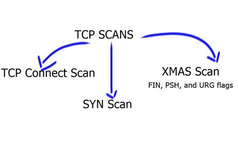 udp scan udp and tcp scans