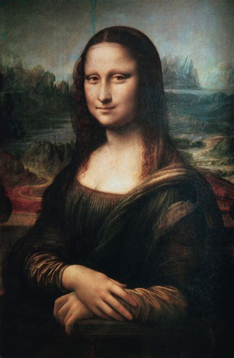 The secret of Mona Lisa's smile lies in Leonardo's