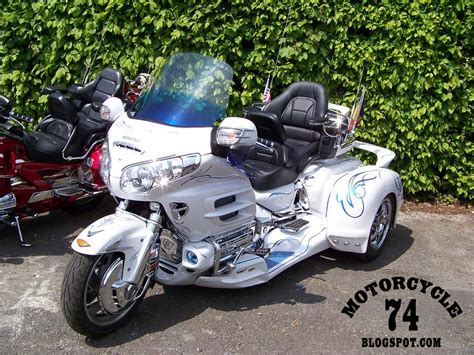 Dreirad Motorrad by Honda Goldwing Custom Bling Trike