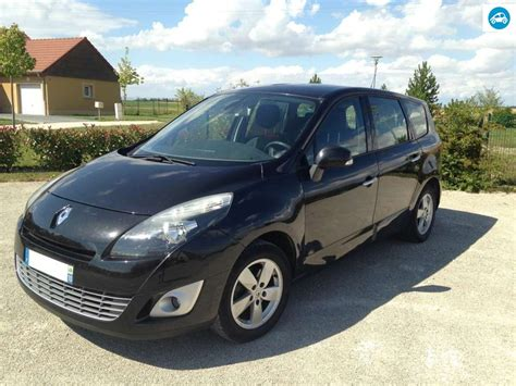 renault grand scenic 2010 achat renault grand scenic 3 dci 2010 d occasion pas cher