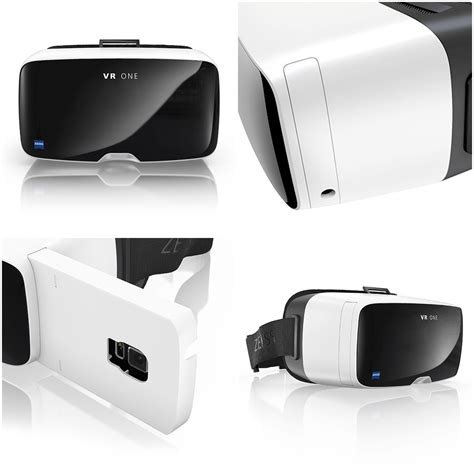 Zeiss Vr One here are the best smartphone reality headsets money can buy
