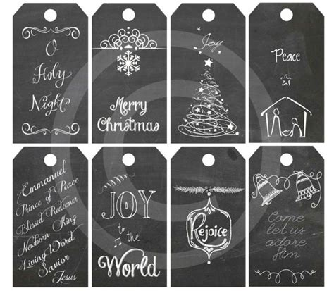 Printable Christmas Tags Christian | 7 best images of christian christmas printable gift tags