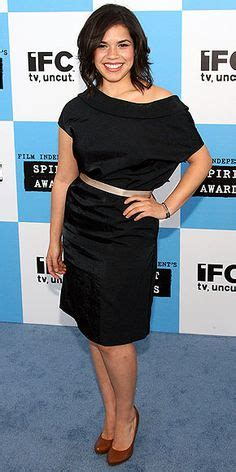 Style America Ferrera Fabsugar Want Need 3 by America Ferrera Debuts New Cropped Hairstyle