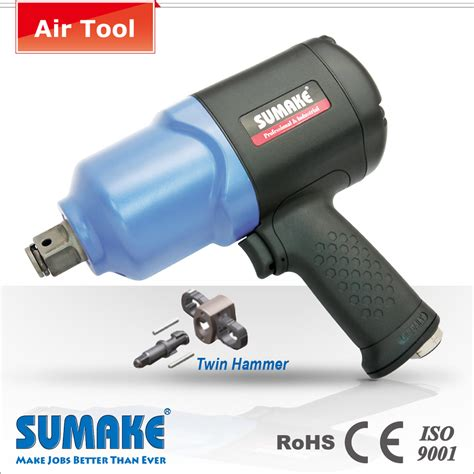 1 quot air impact wrench hammer