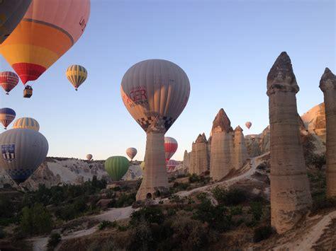 turisti per caso turchia mongolfiera in cappadocia viaggi vacanze e turismo