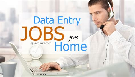 Work From Home Jobs Online Data Entry - work from home data entry work from home jobs autos post