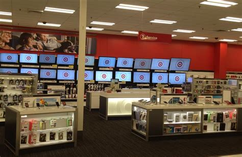 electronic section target testing apple flavored electronics layout