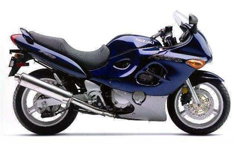 Suzuki Gsx F 750 Suzuki Gsx 750 F Katana 1998 1999 Autoevolution