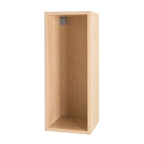 akurum wall cabinet frame birch effect 12x30 quot ikea