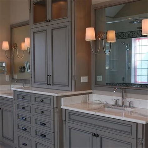 sink vanity with middle tower 17 images about master bath vanity tower on
