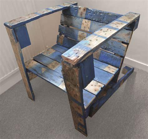 edward dale harris recycled furniture