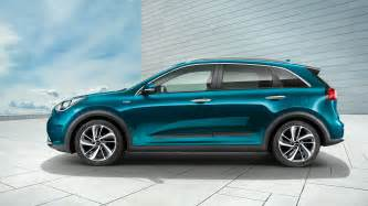 the kia niro will come in electric and in variants