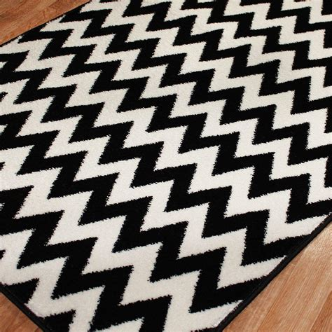 black and rug black and white rug best decor things