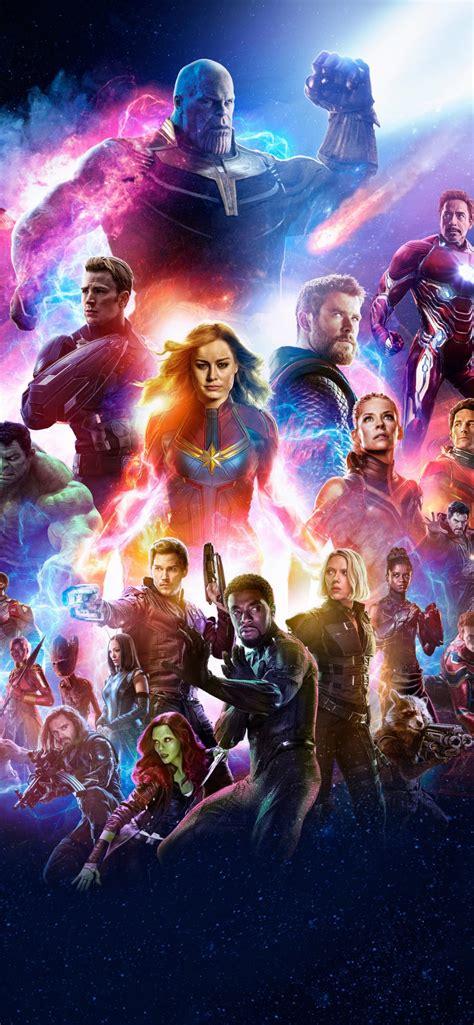 avengers endgame iphone wallpaper