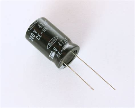 47uf high voltage capacitor cehsm2d470m marcon capacitor 47uf 200v aluminum electrolytic radial high temp 2020087101