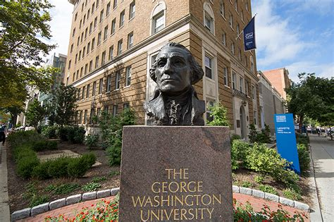 The George Washington Mba Ranking by Updates To George Washington S Mba Rankings