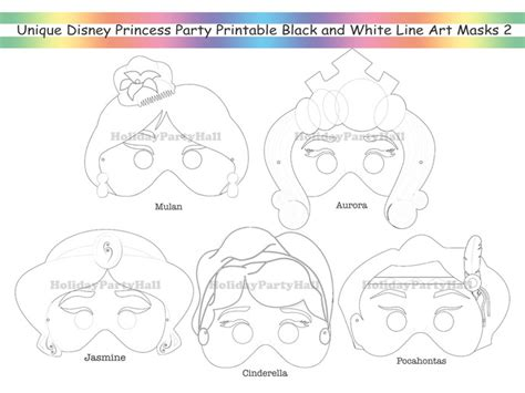 princess mask coloring pages free coloring pages of disney princess mask