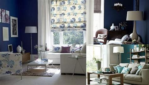 blue white living room blue and white living room