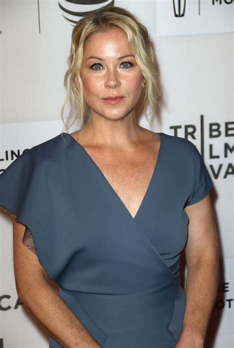CHRISTINA APPLEGATE at 'Youth in Oregon' Premiere in New York 04/16/2016   HawtCelebs   HawtCelebs