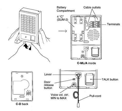 aiphone c ml wiring diagram wiring diagram and schematic