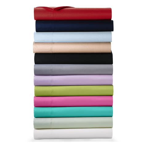 what is microfiber sheets cannon microfiber sheet set home bed bath bedding