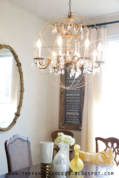 restoration hardware knock off lighting hometalk diy restoration hardware knock off orb chandelier