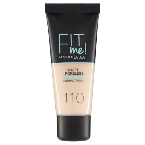 Maybelline Fit Me Di Watson fit me matte poreless maybelline erikioba