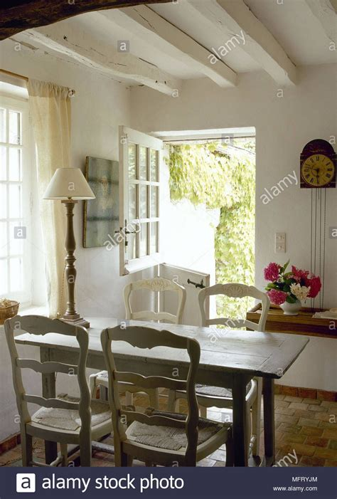 incomparable country rustic dining room   easy