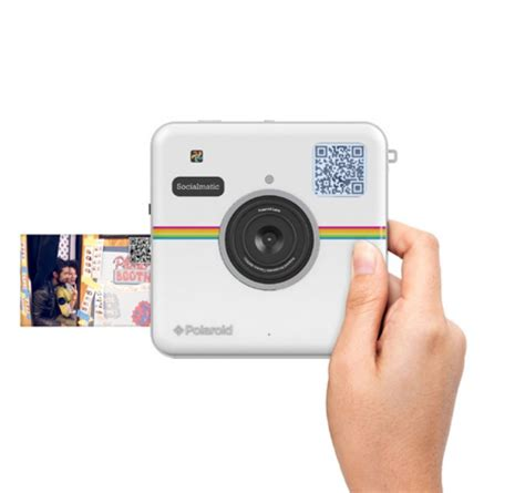 that prints photos instantly polaroid s new prints uploads pics instantly