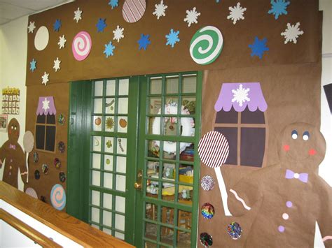 christmas board decoration door decorations for classrooms and creative but simple winter themed bulletin board