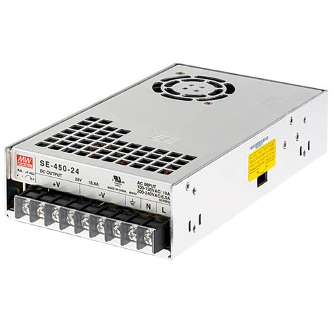 Power Supply 100 Watt 24v well led switching power supply se series 100 1000w enclosed power supply 24v dc led