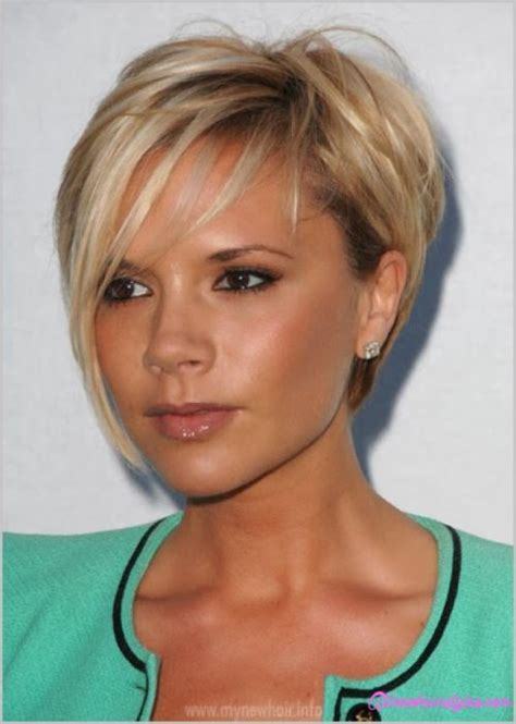 victoria beckham short hairstyles back and front victoria beckham hairstyles 2016 allnewhairstyles com