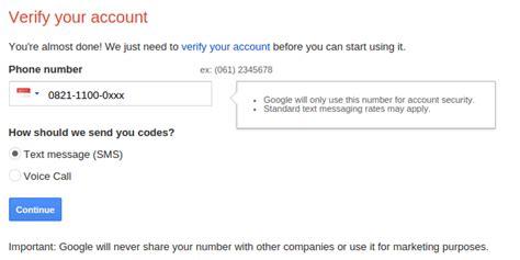cara membuat akun gmail lewat sms cara mudah membuat email di gmail com tutorial pendaftaran